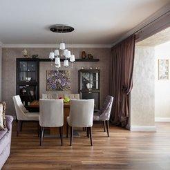 Дизайн и ремонт квартиры на ул. Генерала Хазова