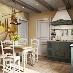 Дизайн интерьера дома в г. Зеленогорск
