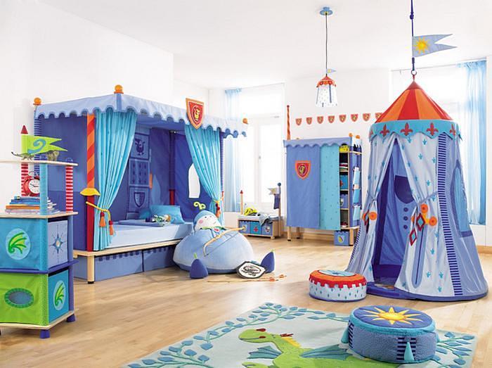 Rycarskiy_interior_detskoy