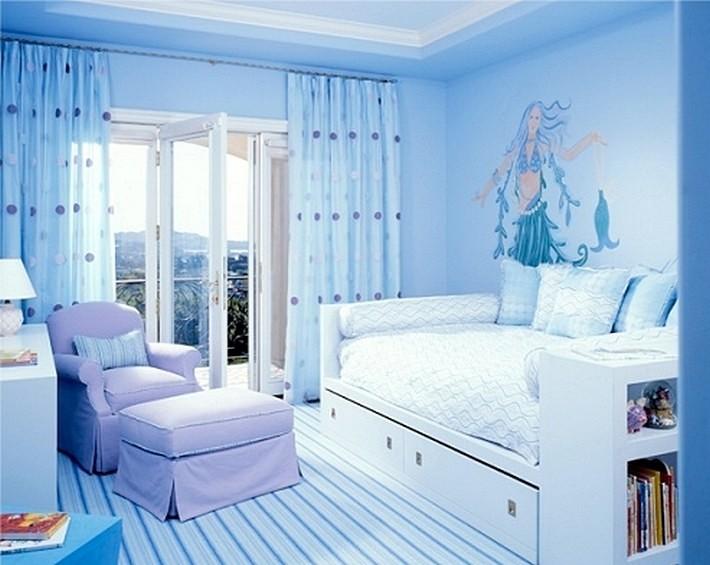 Голубая комната фото