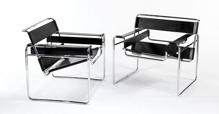 Кресло «Василий», Марсель Бройер