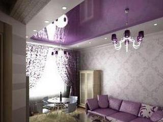 natyajnoy_potolok_violet