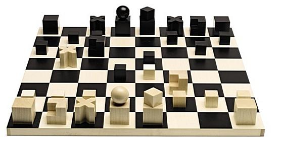 Шахматы баухаус, Джозеф Хартвиг