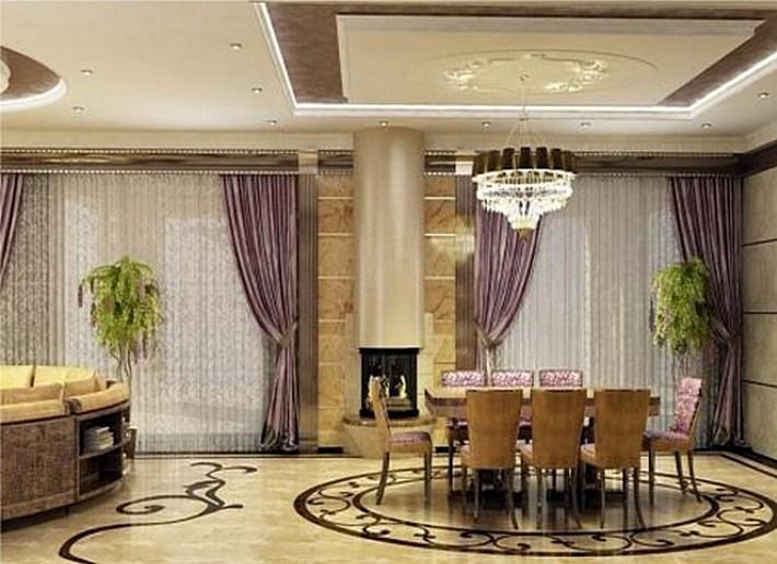 современный дизайн гостиной (3)
