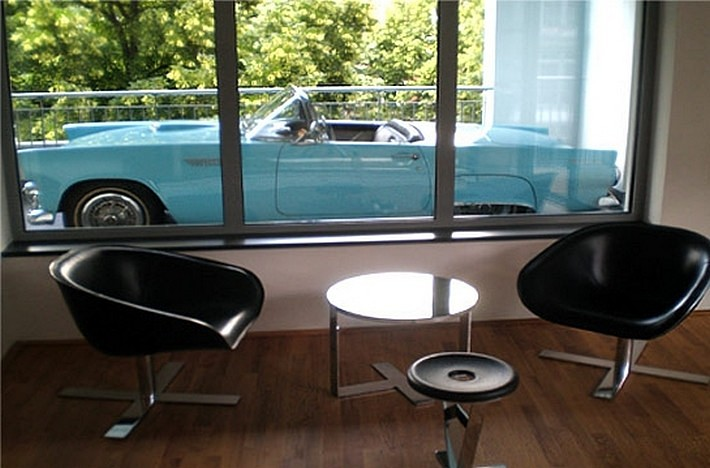 авто на балконе от carloft 2