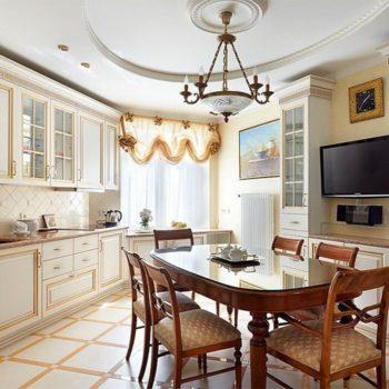 Дизайн интерьера и ремонт квартиры на ул. Ленсовета