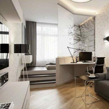 Дизайн и ремонт квартиры в ЖК Современник