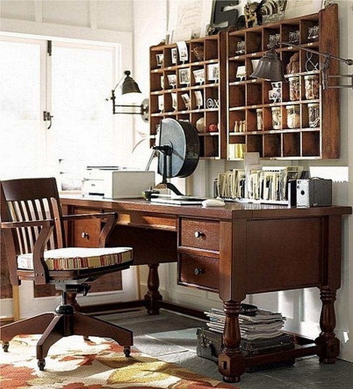 домашний кабинет мебель