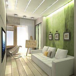 Дизайнерский ремонт квартиры на Крестовском острове
