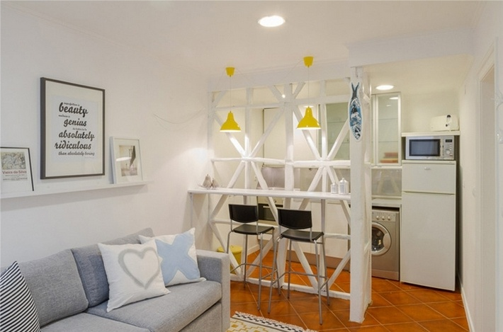 малогабаритные квартиры студии дизайн
