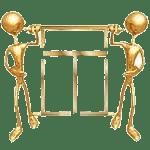 Изготовление и установка окон и дверей